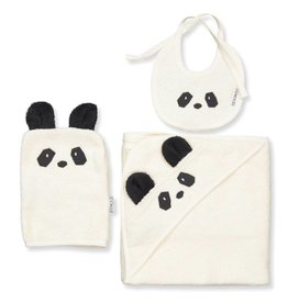 Liewood Baby cadeauset | Adele | Panda | Creme de la creme
