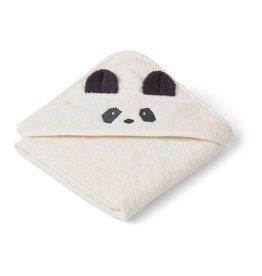 Liewood Badcape | Albert | Panda | Creme de la creme