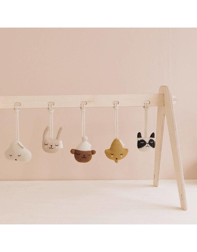 Main Sauvage Baby gym toy cloud