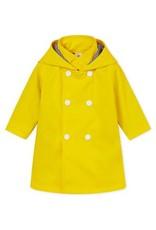Gosoaky Oliejekker met fleece voor babymeisjes