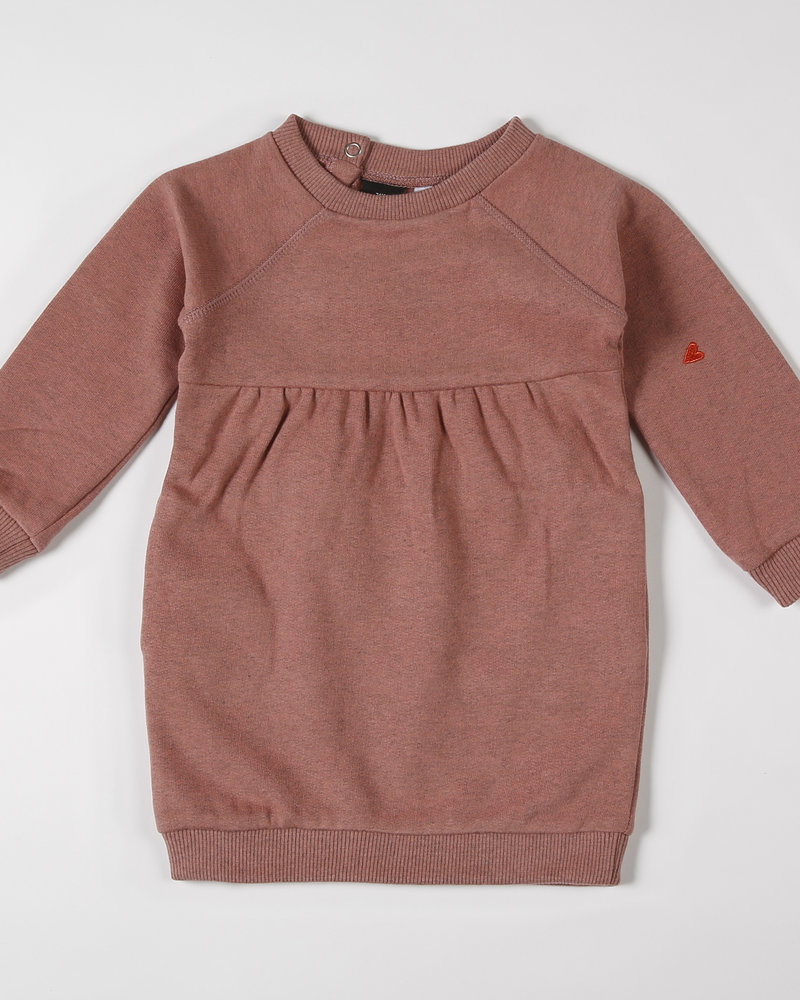Mundo Melocotón Sweatjurkje Organic Sweater Blush