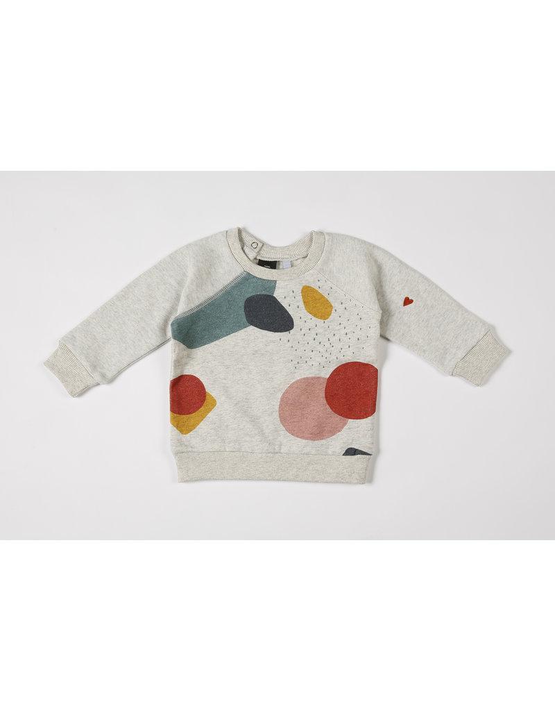 Mundo Melocotón Sweater Organic Sweater Multi Color