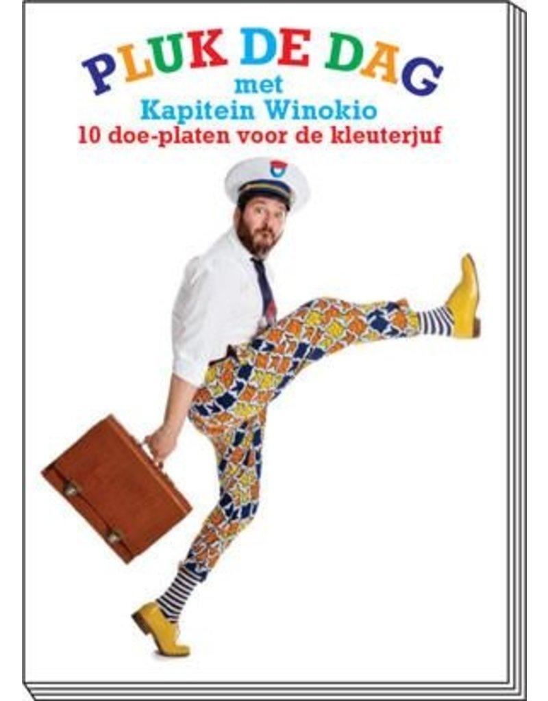 Kapitein Winokio Doe-platen Pluk de dag