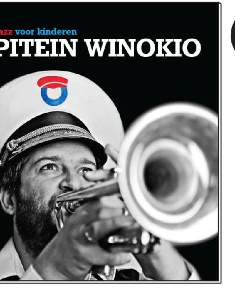Kapitein Winokio Jazz voor kinderen (vinyl)