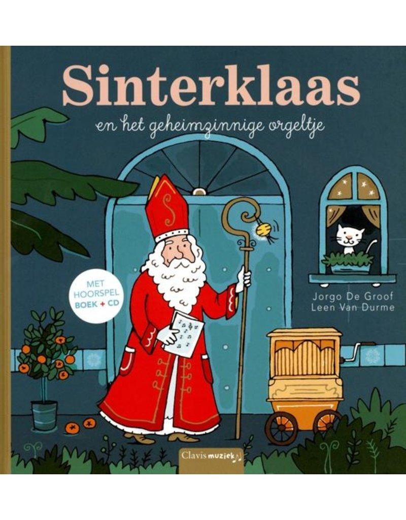 Sinterklaas en het geheimzinnige orgeltje