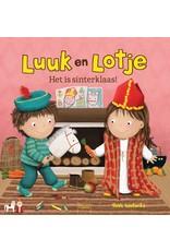 Clavis Luuk en Lotje. Het is Sinterklaas!