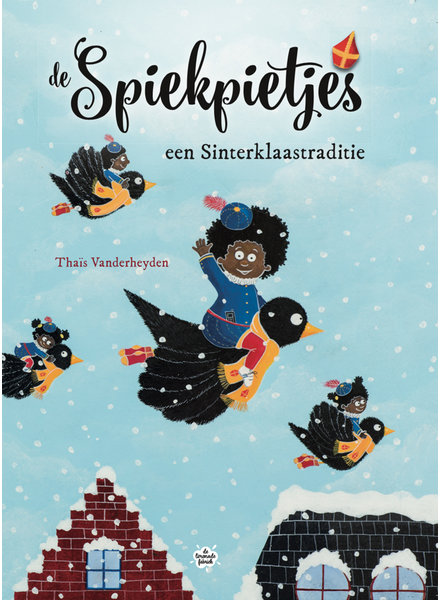 Clavis De Spiekpietjes, een Sinterklaastraditie