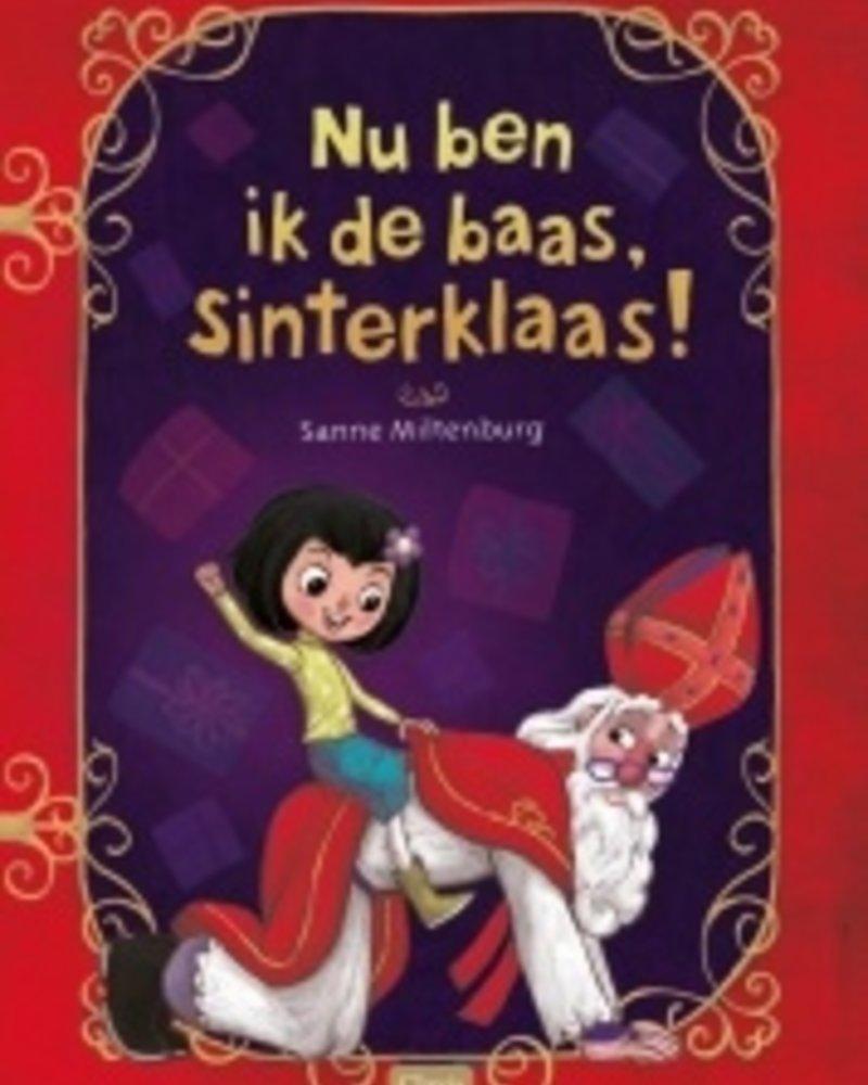 Clavis Nu ben ik de baas, Sinterklaas