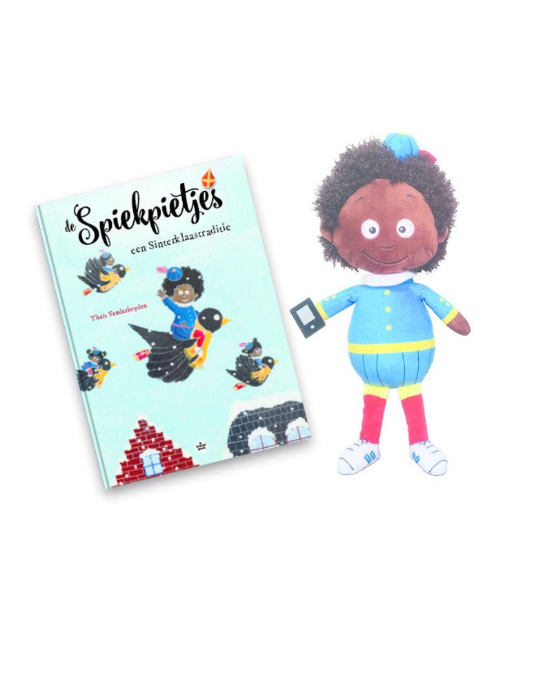 Pakket boek + Spiekpietje