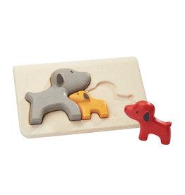 PlanToys Hond puzzel