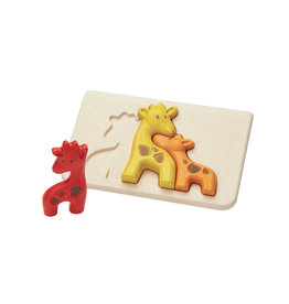 PlanToys Giraf puzzel