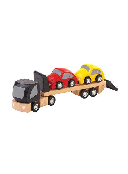 PlanToys Wagen Transporter