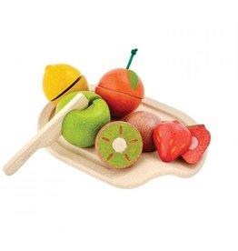 PlanToys Assortiment Fruit