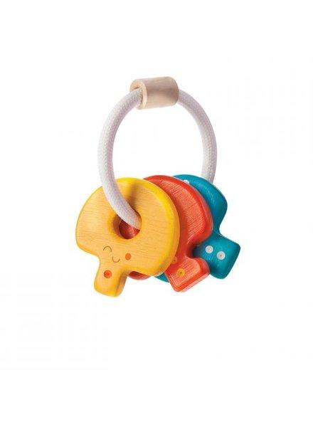 PlanToys Baby Sleutels Rammelaar