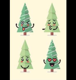 Stratier Nieuwjaarsbrief | Zotte bomen
