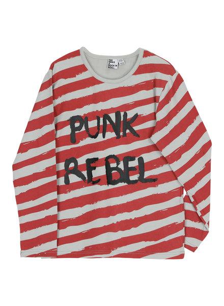 Six Hugs & Rock 'n Roll T-shirt | Punk rebel