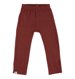 Six Hugs & Rock 'n Roll Sweatpants | Burgundy