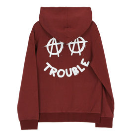 Six Hugs & Rock 'n Roll Hoodie | Trouble