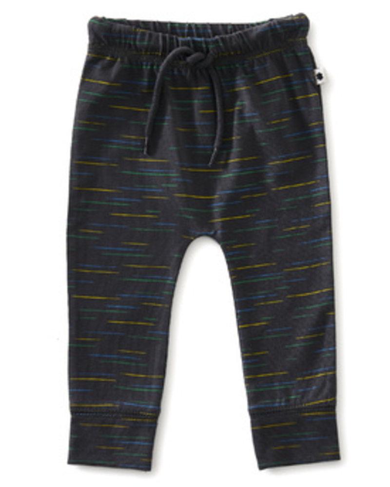 Loose fit | Dark grey multi colour