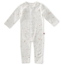 Little Label Babypakje | Off white caramel stars