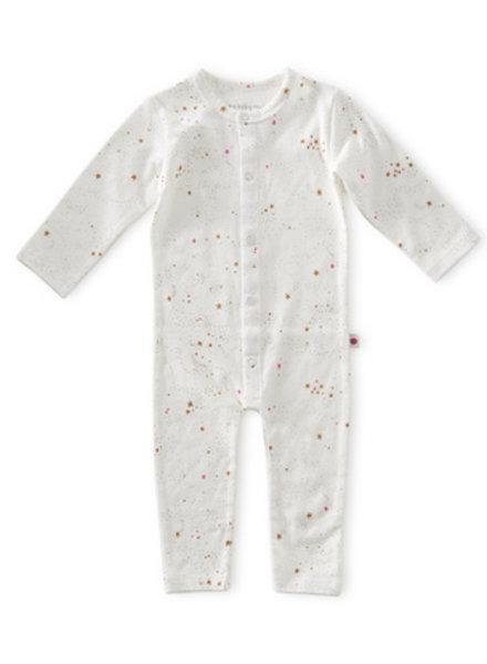 Little Label Babypakje | Off white caramel stars