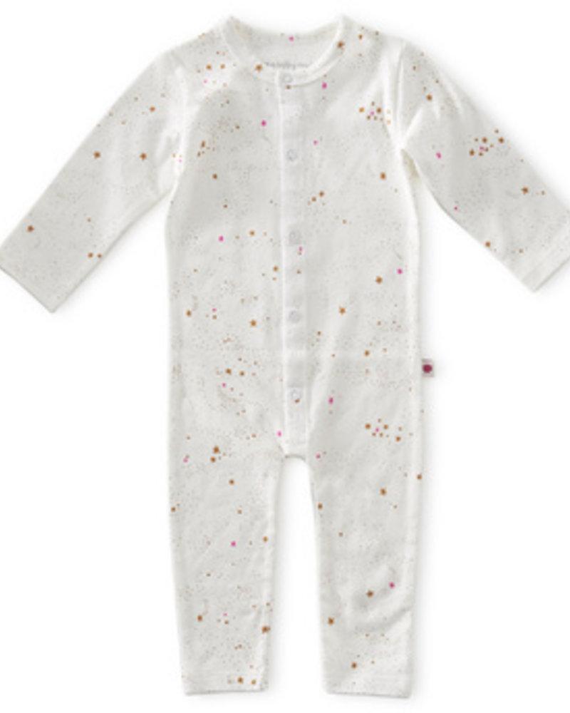 Babypakje | Off white caramel stars