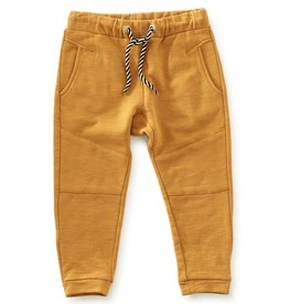 Little Label Sweatpants | Caramel
