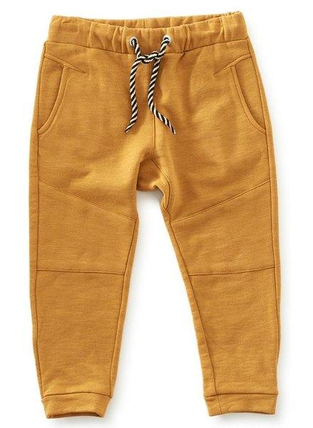 Little Label Sweatpants | Caramel