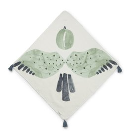 Elodie Details Badcape Watercolor Wings