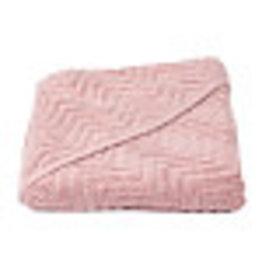 Filibabba Badcape zigzag roze