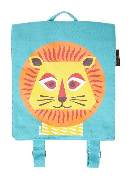Katoenen rugzak Leeuw