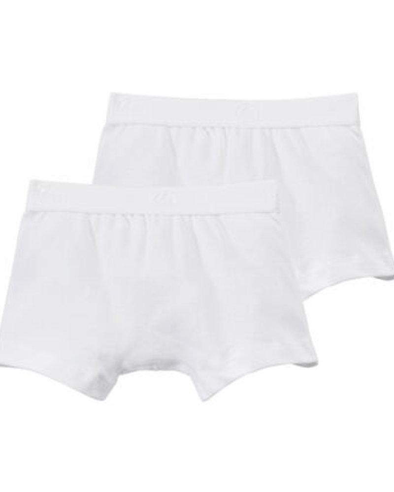 Charlie - Set van 2 witte boxershorts