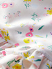 Petit Bateau Babybadpak met bloemen