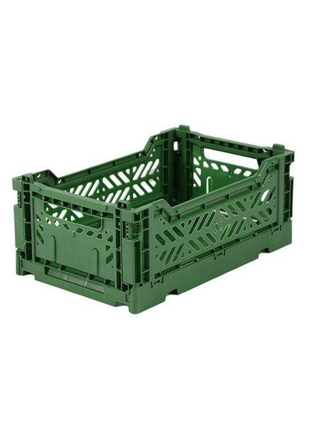 Ay-kasa Krat mini - Dark green