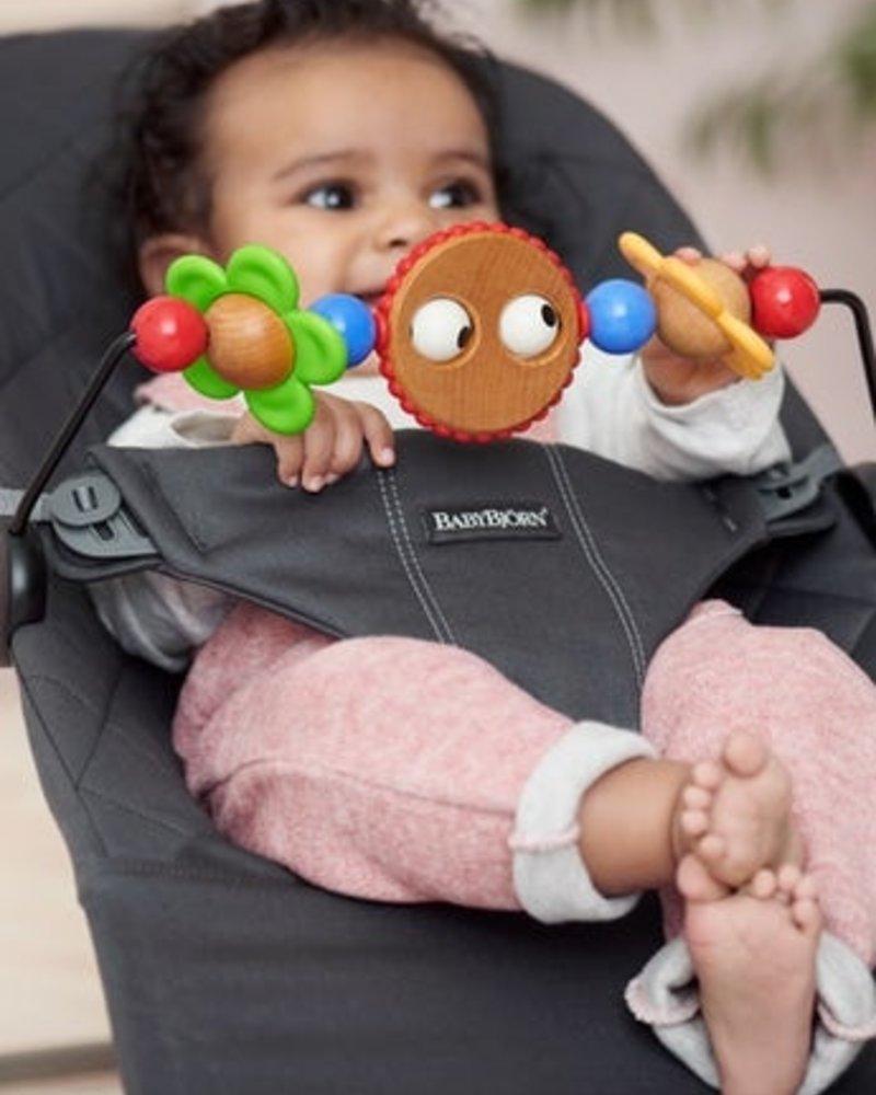 Babybjörn Speelgoed voor wipstoeltje - Ondeugende oogjes