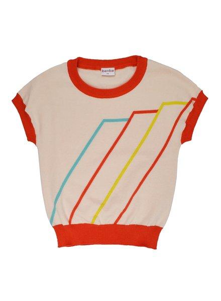 ba*ba babywear Knitwear Top | Triangle - 140