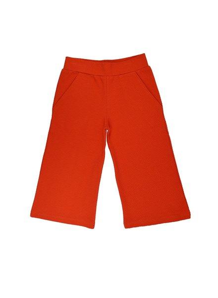 ba*ba babywear Culotte | Jacquard Red Dots