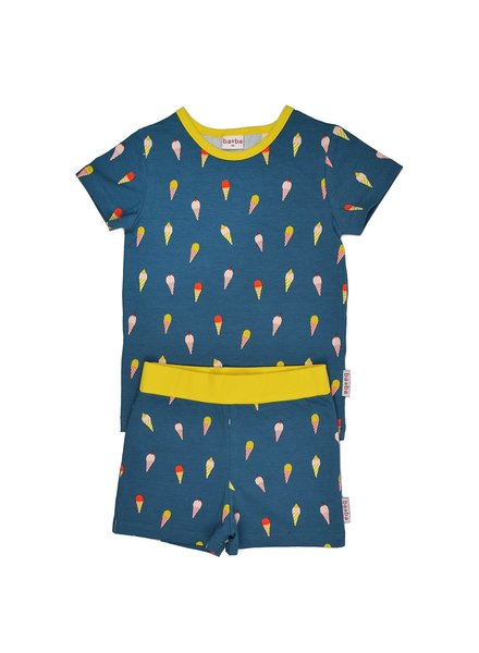 ba*ba babywear Pyjama short | Icecream