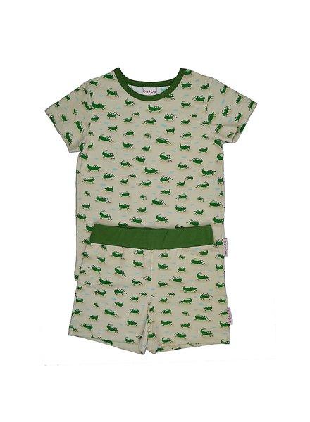 ba*ba babywear Pyjama short | Grasshopper