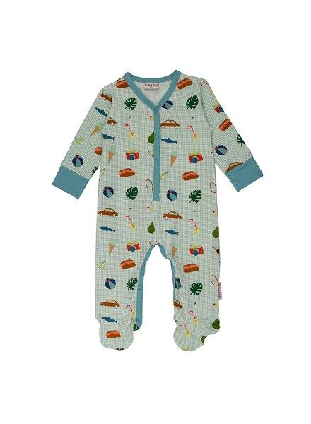 ba*ba babywear Pakje met voetjes | Picnic