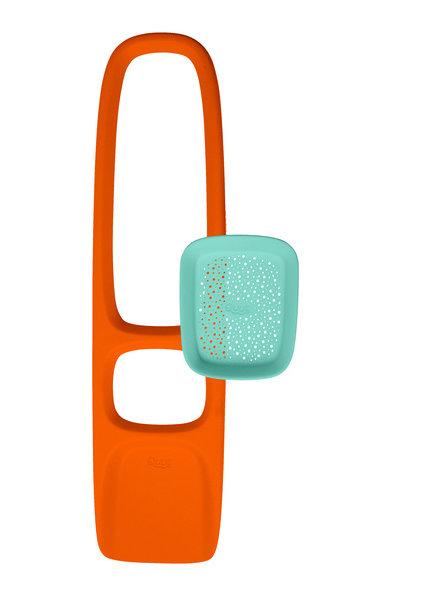 Quut Scoppi schop + zeefje | Mighty orange