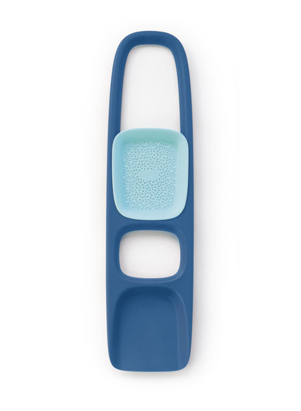 Quut Scoppi schop + zeefje | Dark blue + Vintage blue