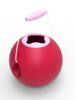 Quut Ballo emmer | Cherry red + Sweet pink