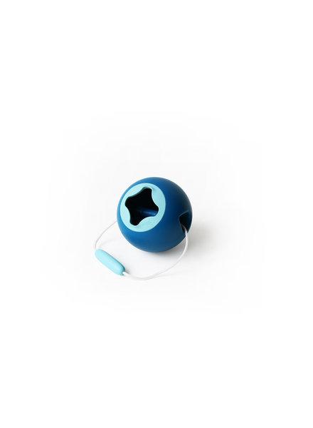 Quut Mini Ballo emmer | Dark blue + Vintage blue