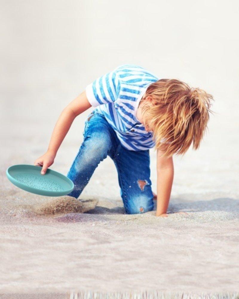 Quut Frisbee + zeefje | Vintage blue