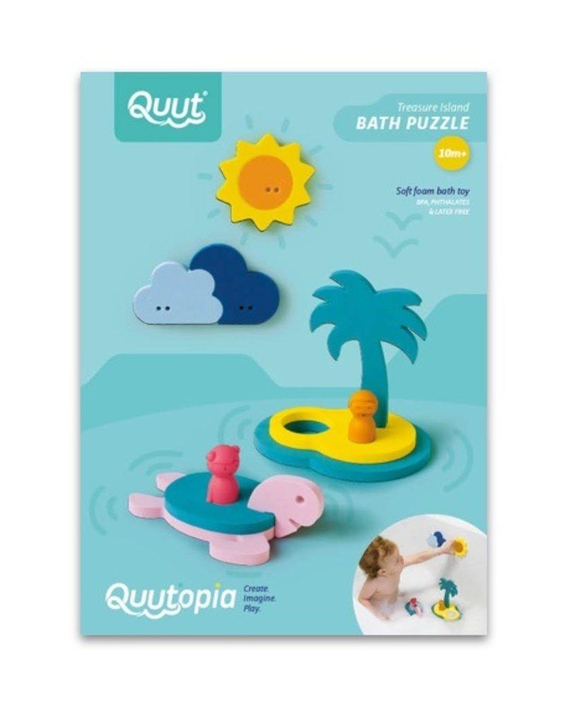 Quutopia Badpuzzel | Treasure Island