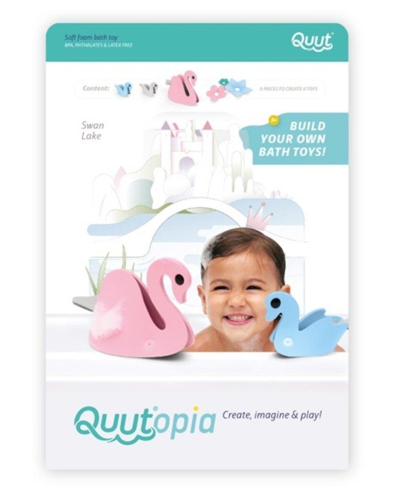 Quutopia 3D Badpuzzel | Swan lake - PROMO