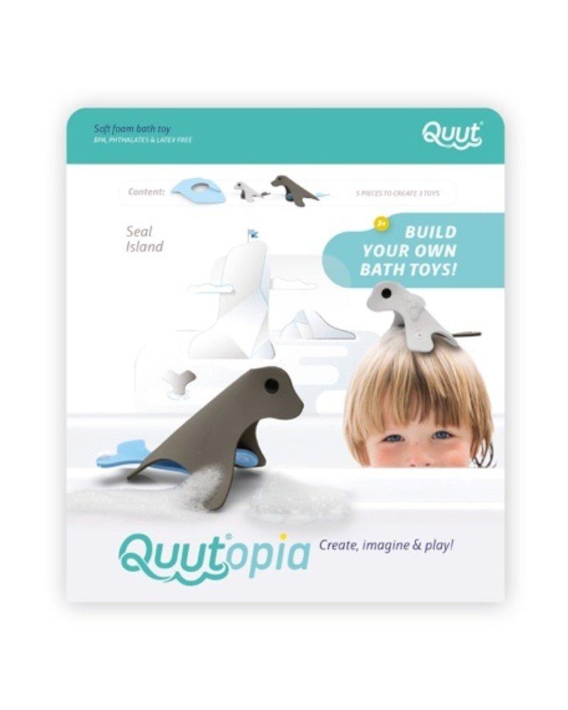Quutopia 3D Badpuzzel | Seal Island - PROMO