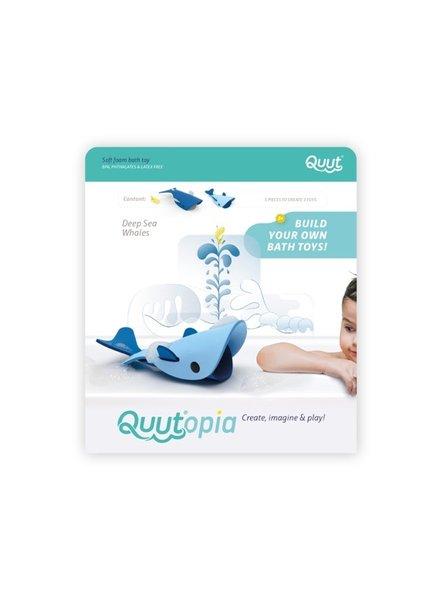 Quutopia 3D Badpuzzel | Deep sea whales - PROMO