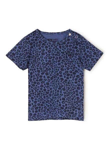 Tumble 'n Dry T-shirt Tjazz | Bijou blue